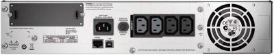 ИБП APC Smart-UPS 1000VA LCD RM 2U 230V (SMT1000RMI2U) - вид сзади