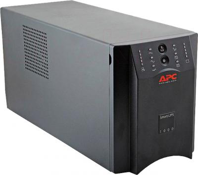 ИБП APC Smart-UPS 1000VA USB & Serial (SUA1000I) - общий вид