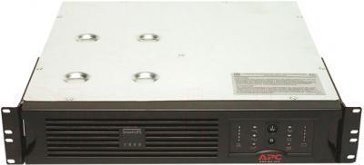 ИБП APC Smart-UPS 1000VA USB & Serial RM 2U (SUA1000RMI2U) - общий вид
