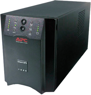 ИБП APC Smart-UPS 1500VA USB & Serial (SUA1500I) - общий вид