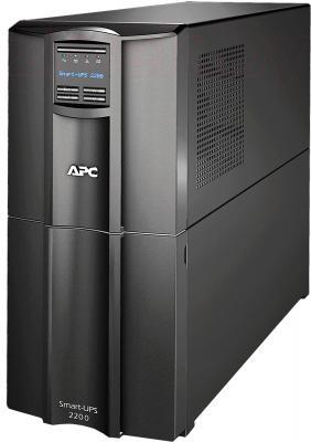 ИБП APC Smart-UPS 2200VA LCD 230V (SMT2200I) - общий вид