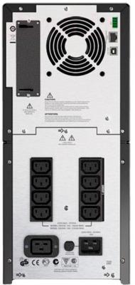 ИБП APC Smart-UPS 2200VA LCD 230V (SMT2200I) - вид сзади