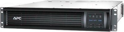 ИБП APC Smart-UPS 2200VA RM 2U LCD (SMT2200RMI2U) - общий вид