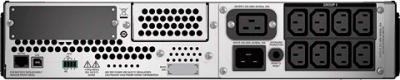 ИБП APC Smart-UPS 2200VA RM 2U LCD (SMT2200RMI2U) - вид сзади