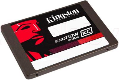 SSD диск Kingston SSDNow KC300 480GB (SKC300S3B7A/480G) - общий вид