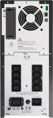 ИБП APC Smart-UPS 3000VA LCD (SMT3000I) - вид сзади