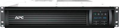 ИБП APC Smart-UPS 3000VA RM 2U LCD (SMT3000RMI2U) - общий вид