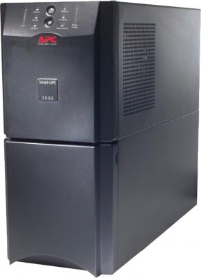 ИБП APC Smart-UPS 3000VA USB & Serial (SUA3000I) - общий вид