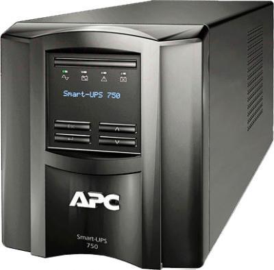 ИБП APC Smart-UPS 750VA LCD 230V (SMT750I) - общий вид