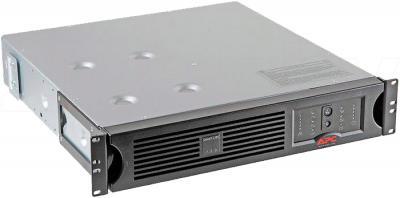 ИБП APC Smart-UPS 750VA USB RM 2U 230V (SUA750RMI2U) - общий вид