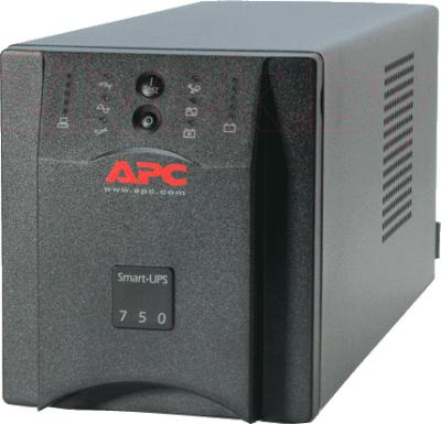 ИБП APC Smart-UPS 750VA USB & Serial (SUA750I) - общий вид