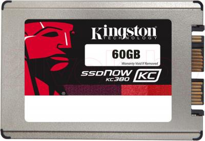 SSD диск Kingston SSDNow KC380 60GB (SKC380S3/60G) - общий вид