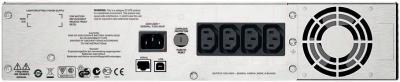 ИБП APC Smart-UPS C 1500VA 2U LCD 230V (SMC1500I-2U) - вид сзади