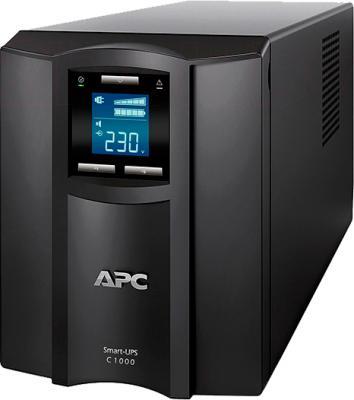 ИБП APC Smart-UPS C 1000VA LCD 230V (SMC1000I) - общий вид
