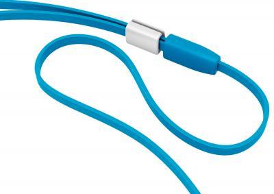 Наушники Philips SHE7050BL/00 - кабель