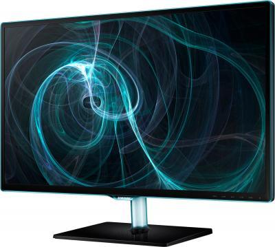 Монитор Samsung S27D390H (LS27D390HSX/RU) - общий вид