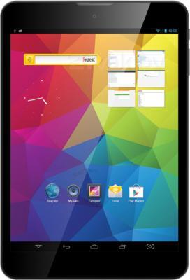 Планшет TeXet TM-7877 X-pad Style 8 (16GB, 3G, Gold) - общий вид