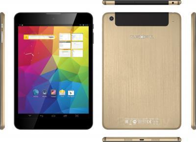 Планшет TeXet TM-7877 X-pad Style 8 (16GB, 3G, Gold) - полный обзор панелей