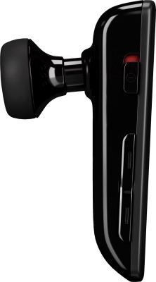Односторонняя гарнитура Samsung HM1700 (Dark Gray) - вид сбоку
