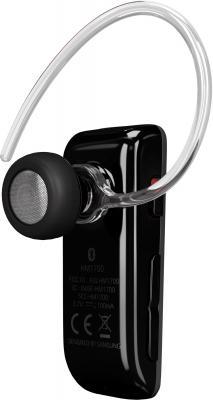 Односторонняя гарнитура Samsung HM1700 (Dark Gray) - вид сзади