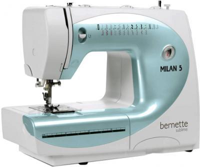 Швейная машина Bernina Bernette Milan 5 - общий вид