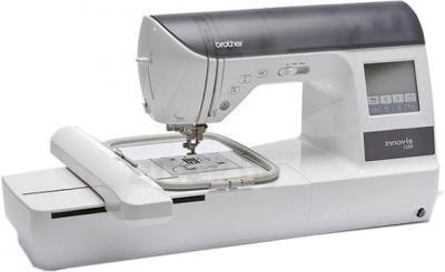 Швейно-вышивальная машина Brother Innov-is 1250 - с расширителем рабочей поверхности