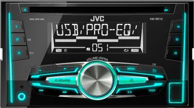 Автомагнитола JVC KW-R510EE - общий вид