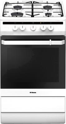 Кухонная плита Hansa FCGW51002 - вид спереди