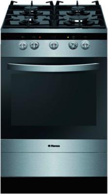 Кухонная плита Hansa FCGX52026 - общий вид