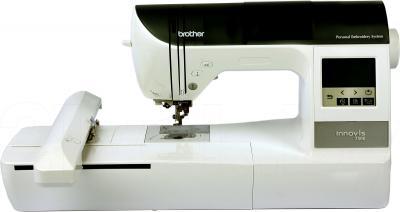 Вышивальная машина Brother Innov-is 750E - общий вид
