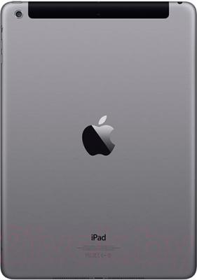 Планшет Apple iPad Air 128GB Space Gray (ME987TU/A) - вид сзади