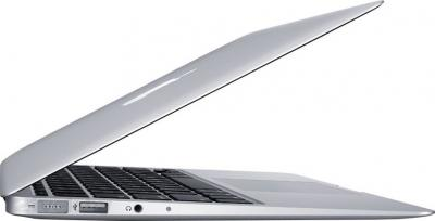 "Ноутбук Apple MacBook Air 11"" (MD711RS/B) - вид сбоку"