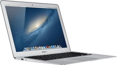 "Ноутбук Apple MacBook Air 13"" (MD761RS/B) - общий вид"