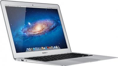 "Ноутбук Apple MacBook Air 11"" (MD712RS/B) - общий вид"