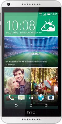 Смартфон HTC Desire 816 Dual (White) - общий вид