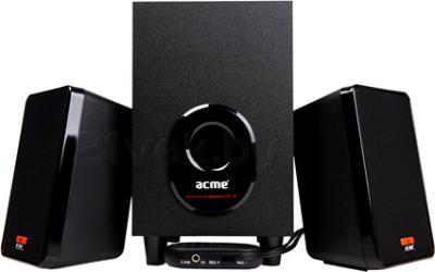 Мультимедиа акустика Acme NI-30 (Black) - общий вид