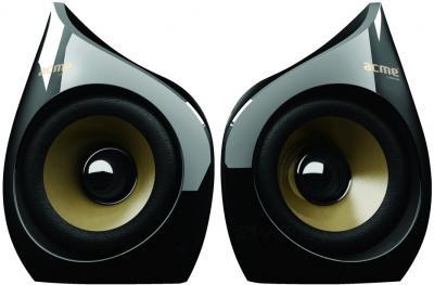 Мультимедиа акустика Acme SS-111 - в черном цвете