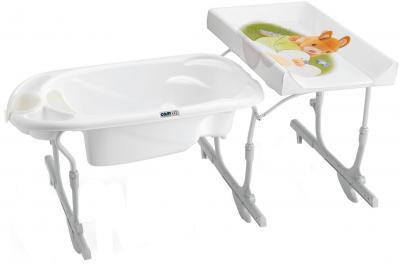 Ванночка детская Cam Idro Baby C518/198 (+ пеленальный столик) - общий вид