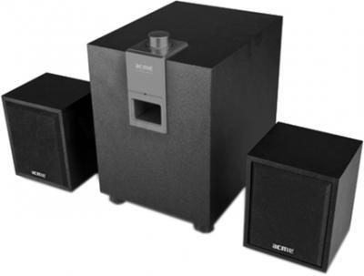 Мультимедиа акустика Acme SS-205 - общий вид