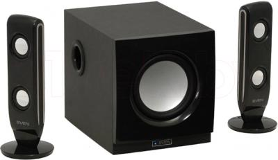 Мультимедиа акустика Sven Emotion (черный) - общий вид