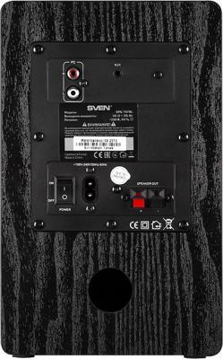 Мультимедиа акустика Sven SPS-707BL (черный) - вид сзади