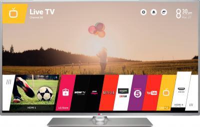 Телевизор LG 55LB650V - общий вид