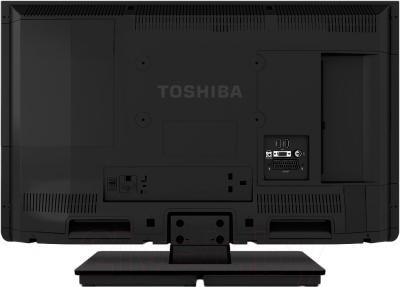 Телевизор Toshiba 48L3453R - вид сзади
