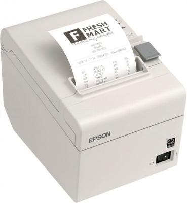 Чековый принтер Epson TM-T20 (C31CB10102) - общий вид