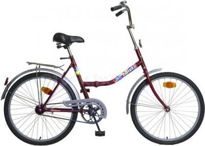 Велосипед Aist 173-344 (Vinous) - общий вид