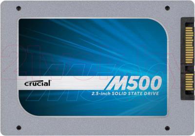 Жесткий диск Crucial M500 120GB (CT120M500SSD1) - общий вид