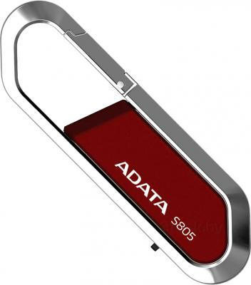 Usb flash накопитель A-data S805 Sports Red 4GB (AS805-4G-RRD) - общий вид
