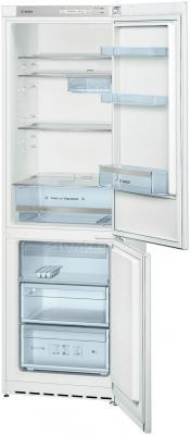 Холодильник с морозильником Bosch KGV36VW23R - в открытом виде