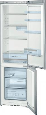 Холодильник с морозильником Bosch KGV39VL23R - в открытом виде