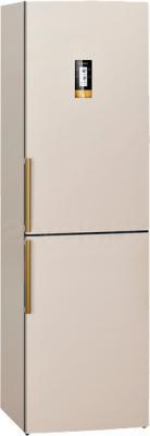 Холодильник с морозильником Bosch KGN39AK17R - общий вид